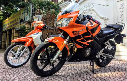 Hàng hiếm Honda CBR 125R đời 2008 giá hàng trăm triệu đồng - 3