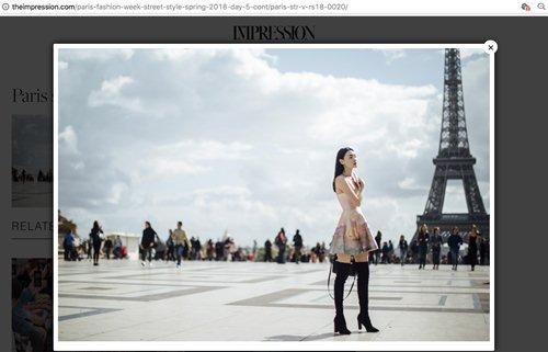 """Sau khi nhận cát xê khủng, Thùy Trang tiếp tục """"công phá"""" Vogue và L' officiel - 5"""