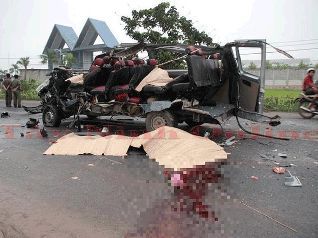 Tai nạn 6 người chết ở Tây Ninh: Buồn ngủ, tài xế đã chạy bao nhiêu Km/h? - 3