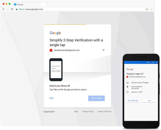 Google ra tính năng mới nâng mức bảo mật tối đa cho Gmail - 1