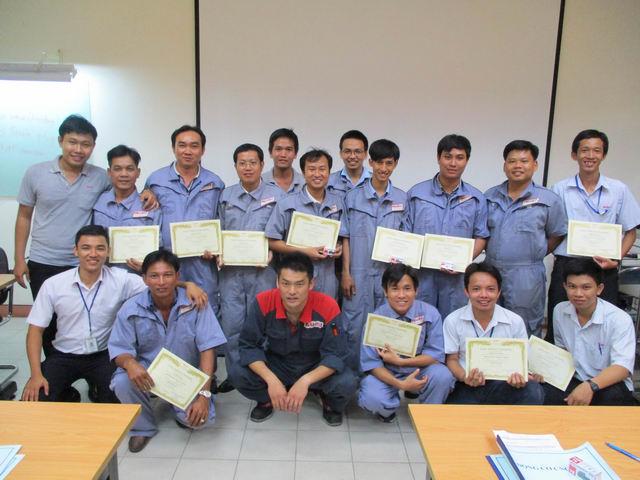 Isuzu Việt Nam chính thức ra mắt Trung Tâm Dịch Vụ Hậu Mãi tại TP. Hồ Chí Minh - 4