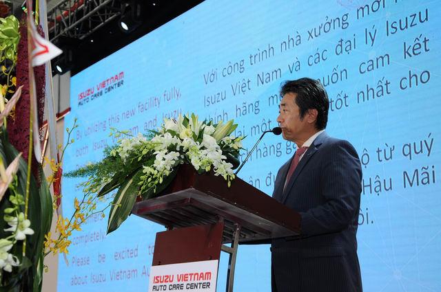 Isuzu Việt Nam chính thức ra mắt Trung Tâm Dịch Vụ Hậu Mãi tại TP. Hồ Chí Minh - 6