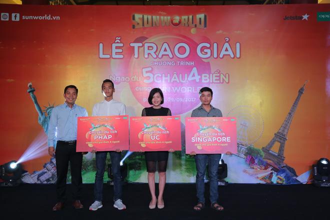 Các khách hàng Sun World hạnh phúc với giải thưởng tour du lịch quốc tế - 4