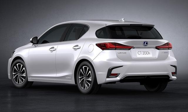 Lexus CT200h 2017 ra mắt, giá 1,37 tỷ đồng - 2