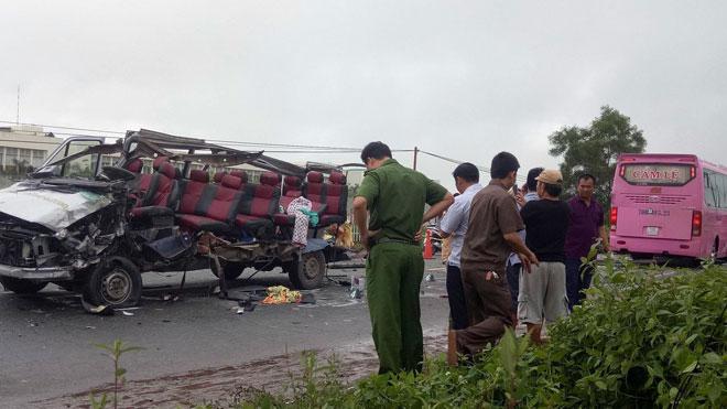 """Vụ tai nạn 6 người chết ở Tây Ninh: """"Chuyến du lịch định mệnh"""" - 1"""