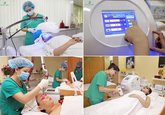 Tôn vinh nhan sắc Việt, Thu Cúc Clinics tặng đến 50% chi phí - 5