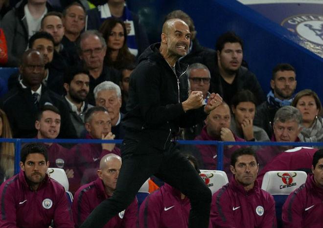 Man City mơ vô địch: Guardiola thiên tài, Mourinho và Conte run rẩy - 1
