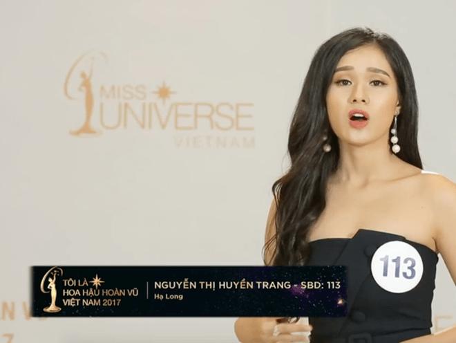 """Thí sinh Hoa hậu Hoàn vũ VN: """"SEA games là hoạt động thể thao toàn thế giới"""" - 2"""