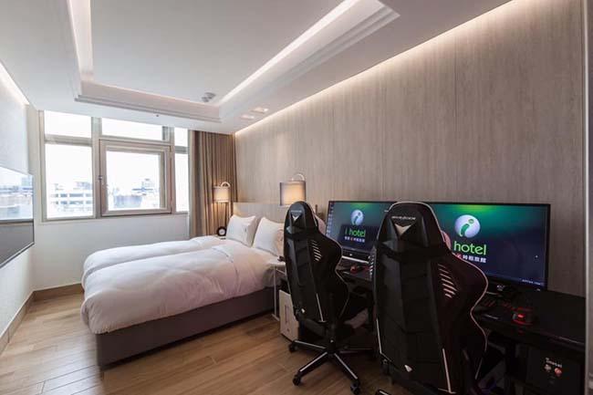 """Ảnh: Khách sạn """"ngàn sao"""" như thiên đường cho game thủ ở Đài Loan - 5"""