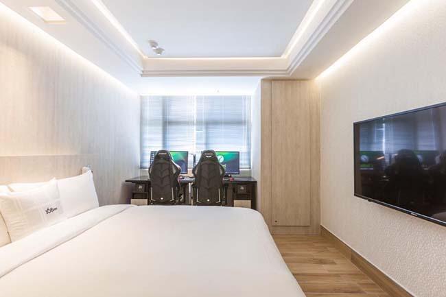 """Ảnh: Khách sạn """"ngàn sao"""" như thiên đường cho game thủ ở Đài Loan - 8"""