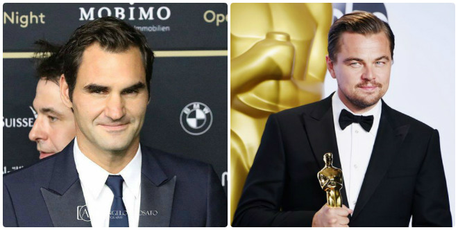 "Tennis 24/7: DiCaprio ""hóa thân"" Federer trên phim - 1"