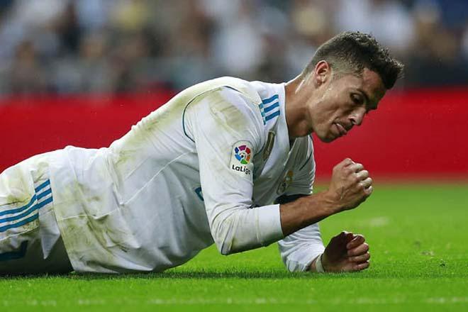 """Ronaldo sút 22 lần ghi 0 bàn: """"Chân gỗ"""" đổ lỗi Zidane - 1"""