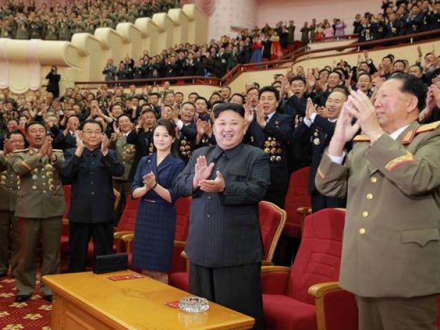 """Triều Tiên dọa ném """"mây hạt nhân"""" sang Nhật Bản - 2"""