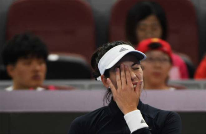 """China Open 2/10: """"Nữ hoàng"""" thua sốc vòng 1 - 1"""