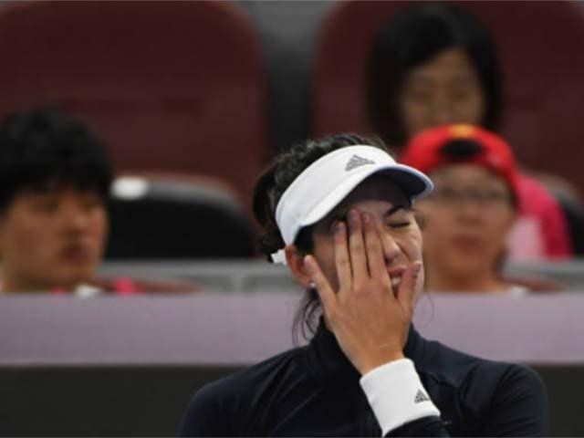 """China Open 2/10: """"Nữ hoàng"""" thua sốc vòng 1"""