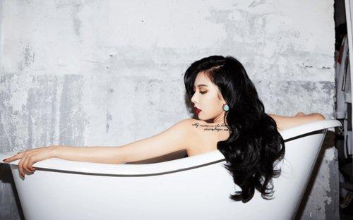 Loạt mỹ nữ hàng đầu xứ sở Kim Chi cởi đồ, lộ hình thể đẹp không tỳ vết - 6