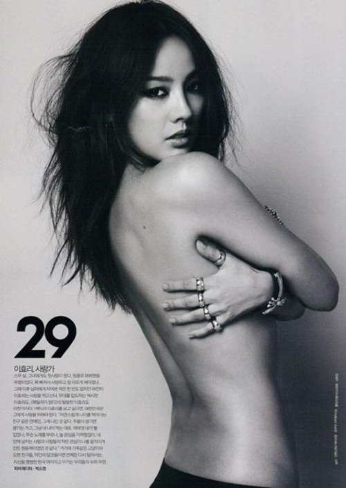 Loạt mỹ nữ hàng đầu xứ sở Kim Chi cởi đồ, lộ hình thể đẹp không tỳ vết - 9