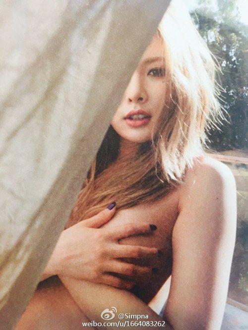Loạt mỹ nữ hàng đầu xứ sở Kim Chi cởi đồ, lộ hình thể đẹp không tỳ vết - 8