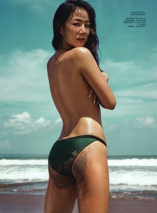 Loạt mỹ nữ hàng đầu xứ sở Kim Chi cởi đồ, lộ hình thể đẹp không tỳ vết - 12
