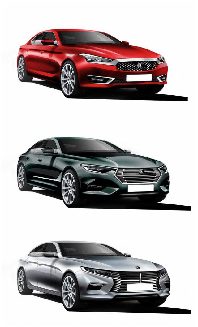 Chiêm ngưỡng 20 mẫu xe concept của VinFast - 6