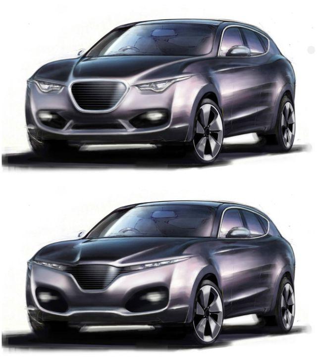 Chiêm ngưỡng 20 mẫu xe concept của VinFast - 9