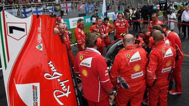 Đua xe F1, Malaysian GP: Kẻ khóc như mưa, người cười sảng khoái - 1