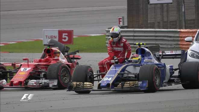 Đua xe F1, Malaysian GP: Kẻ khóc như mưa, người cười sảng khoái - 5