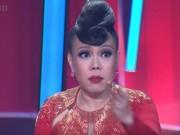 Việt Hương sốc và giận vì thí sinh mình giúp đỡ không giảm được cân