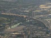Thế giới - Cây cầu 78 tuổi nổi tiếng ở New York biến mất trong nháy mắt
