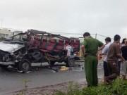 """Tin tức trong ngày - Vụ tai nạn 6 người chết ở Tây Ninh: """"Chuyến du lịch định mệnh"""""""