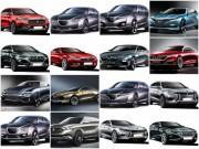 Tin tức ô tô - Chiêm ngưỡng 20 mẫu xe concept của VinFast