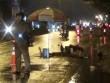 Bà bầu, bé trai 8 tuổi tử vong trên đường trong đêm mưa