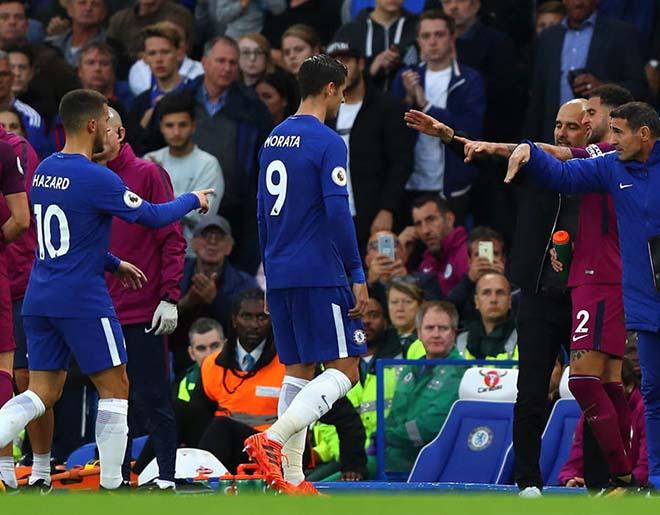 Morata, Aguero, Lukaku gặp vấn đề, Kane hưởng lợi vua phá lưới - 1