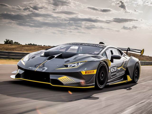 Lamborghini Huracan Super Trofeo Evo 2018 giá 6,5 tỷ đồng - 1