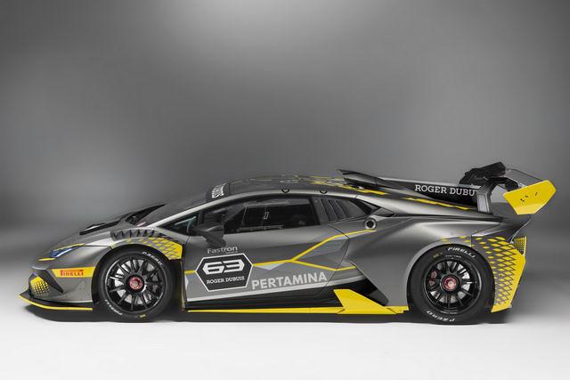Lamborghini Huracan Super Trofeo Evo 2018 giá 6,5 tỷ đồng - 3