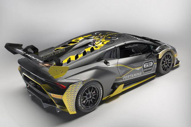 Lamborghini Huracan Super Trofeo Evo 2018 giá 6,5 tỷ đồng - 4
