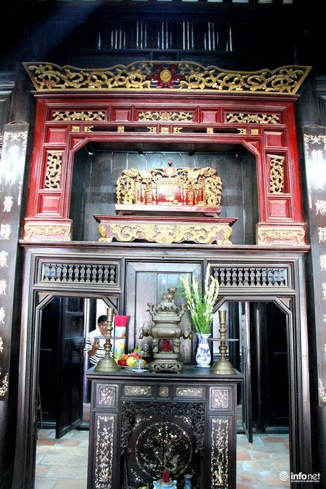 Cận cảnh nhà cổ toàn bằng gỗ quý, nguyên vẹn sau 127 năm - 13