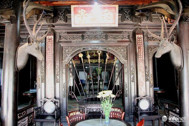 Cận cảnh nhà cổ toàn bằng gỗ quý, nguyên vẹn sau 127 năm - 2