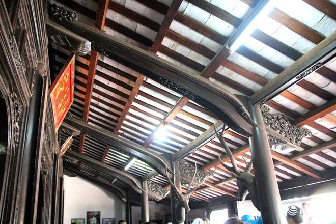 Cận cảnh nhà cổ toàn bằng gỗ quý, nguyên vẹn sau 127 năm - 4