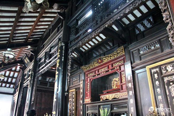 Cận cảnh nhà cổ toàn bằng gỗ quý, nguyên vẹn sau 127 năm - 6