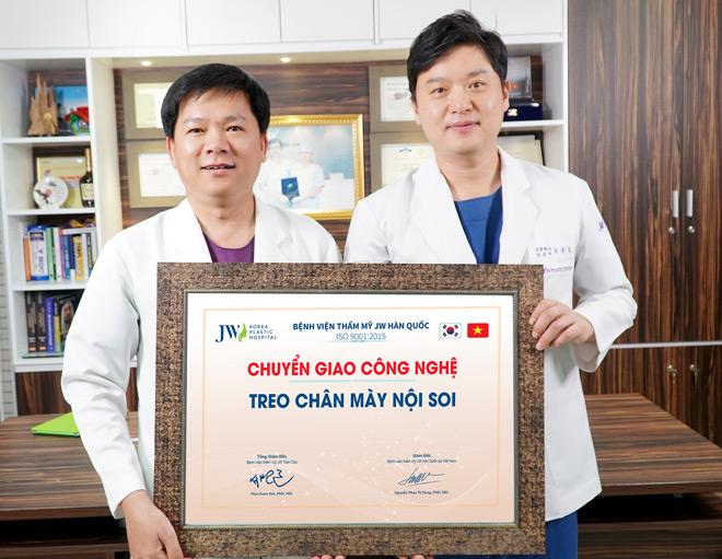 JW Hàn Quốc tặng nóng 149 cơ hội thẩm mỹ mắt miễn phí - 4