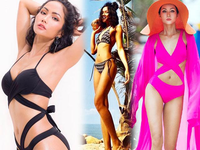 """3 kiều nữ Việt tuyên bố """"không thèm"""" đại gia dù đoạt hoa hậu - 2"""