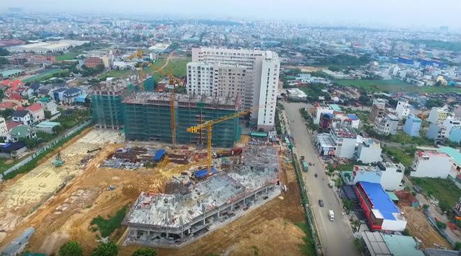 Thị trường TP.HCM gần cuối năm khan hiếm căn hộ tốt dưới 20 triệu/m2 - 1