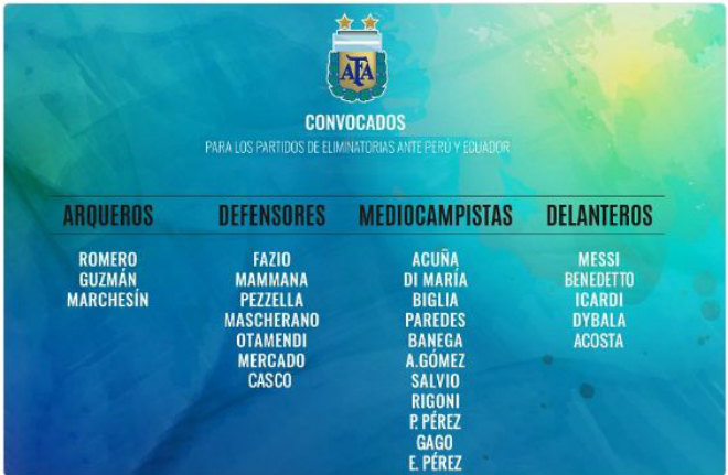 """Argentina """"cung phụng"""" Messi: Loại """"thánh ám"""" Higuain, biến sân nhà thành Nou Camp - 2"""
