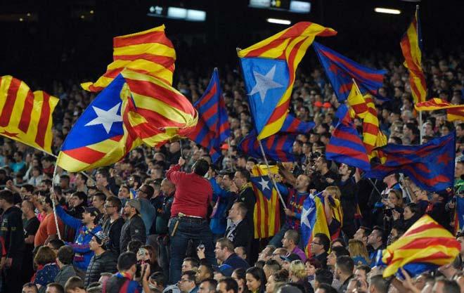 Catalunya ly khai, tuyển TBN đại loạn: Đế chế đỏ sớm lụi tàn - 1