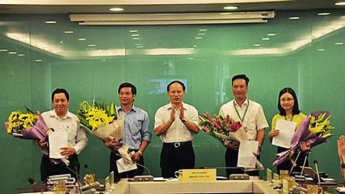 Cục phó Nguyễn Xuân Quang mất 385 triệu đồng như thế nào? - 1