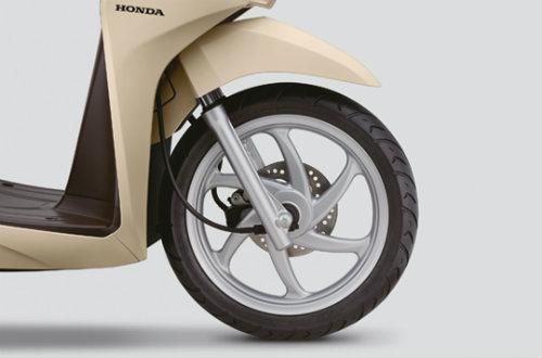 Cận cảnh Honda Vision 110cc màu mới giá 29,99 triệu đồng - 4