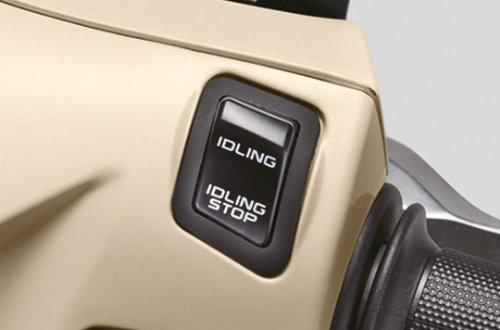 Cận cảnh Honda Vision 110cc màu mới giá 29,99 triệu đồng - 7