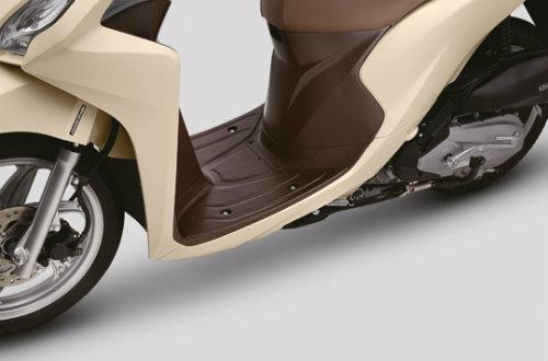 Cận cảnh Honda Vision 110cc màu mới giá 29,99 triệu đồng - 5