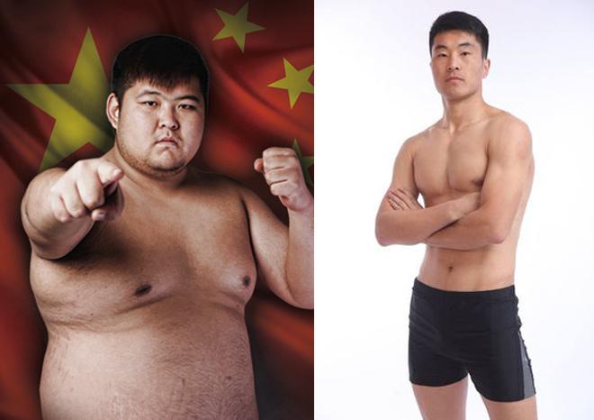 MMA: Cao thủ Trung Quốc 150kg thua đau đối thủ 80kg - 1
